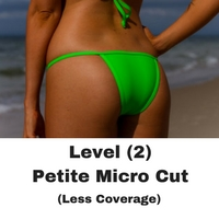 Petite micro bottoms - level 2