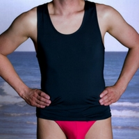Men's muscle tops & singlets