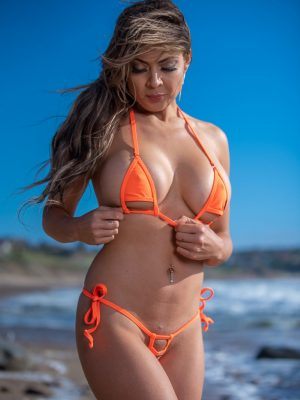 Eye Candy Micro Bikini Set